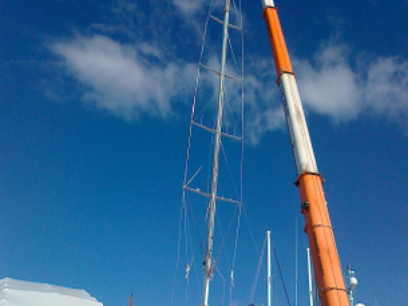 Sailing Yacht, Abeking & Rasmussenm, 118'