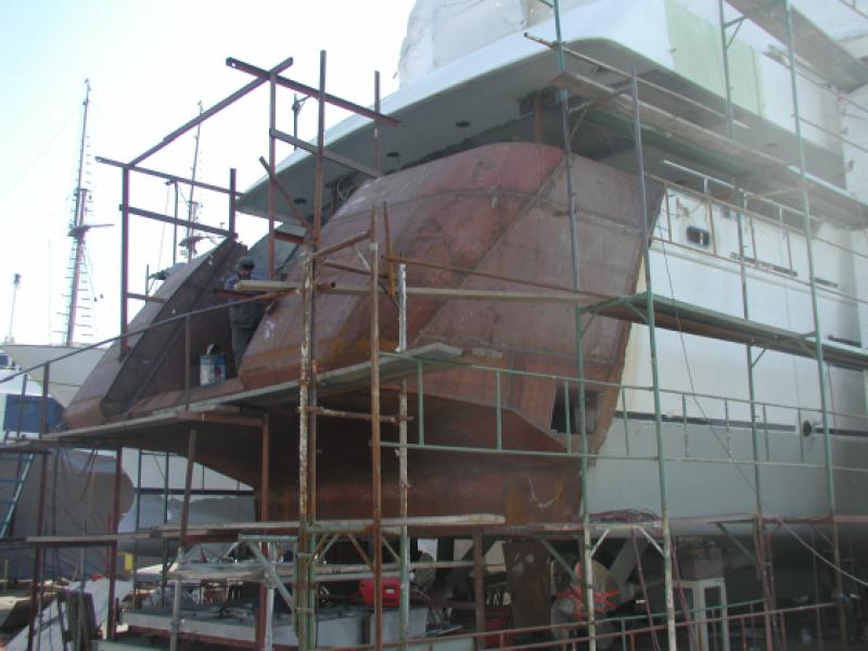 Motor Yacht, CRN, 42m
