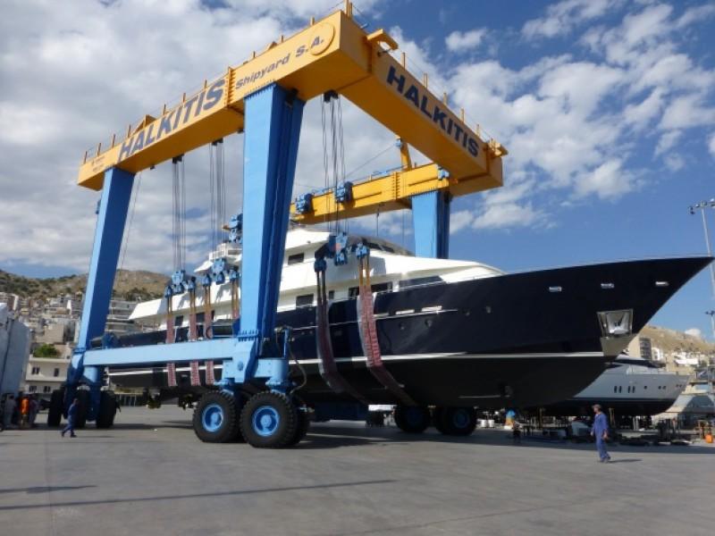 Motor Yacht, Heesen, 38m